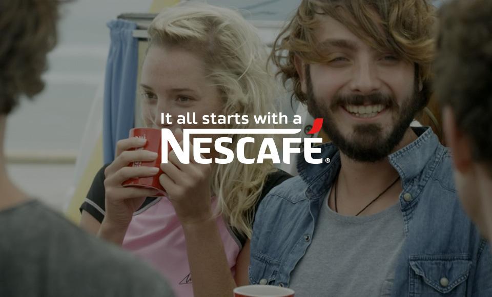 """WakeUp App """"Besser aufwachen mit NESCAFÉ"""" (Sponsored Post)"""