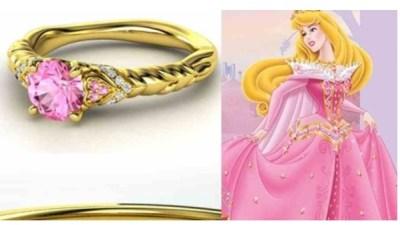 Disney – Verlobungsringe wie im Märchen
