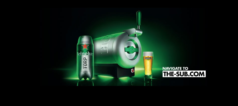 "Heineken präsentiert ""THE SUB"" (Sponsored Video)"