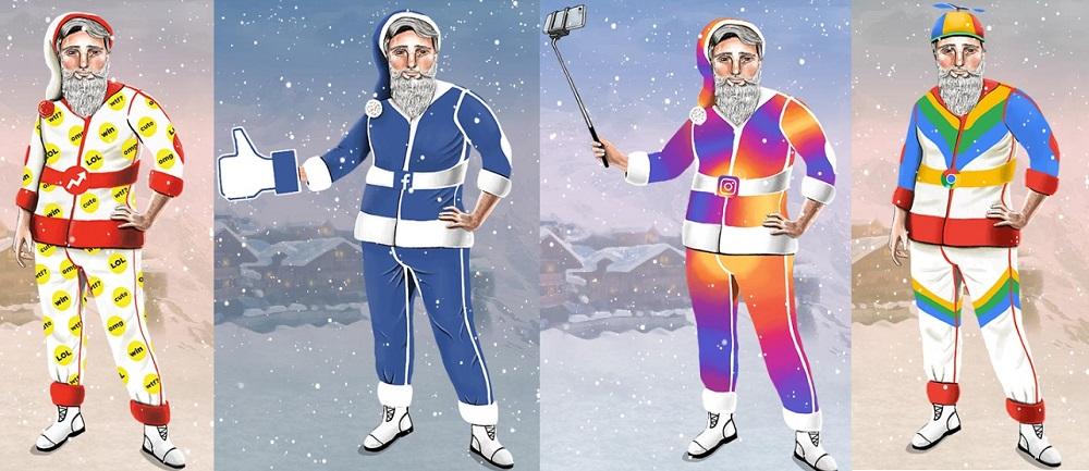 Der Weihnachtsmann 2.0 – Real oder Zukunft?