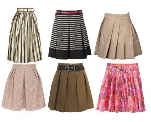 Как выбрать юбку для своей фигуры