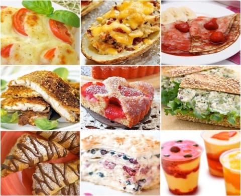 Сайты с рецептами — помощь в готовке