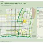 5 yr Implantation, Bike Action Plan