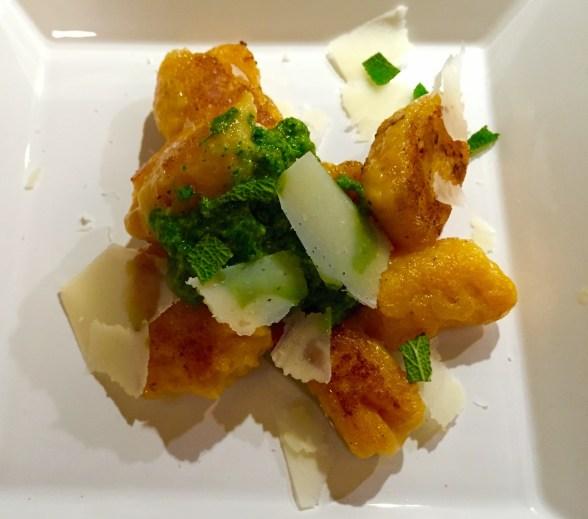Gnocchi Süßkartoffel