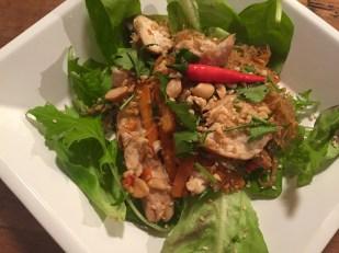 Asia Salat Chicken