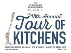 Junior League of Atlanta's 18th Annual Tour of Kitchens