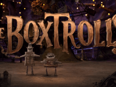 Boxtrolls invade Movies by Moonlight