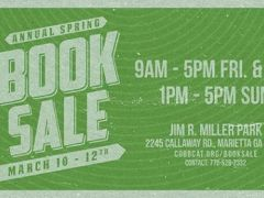 Cobb County Public Library 2017 Spring Book Sale