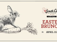 South City Kitchen Vinings Easter Brunch