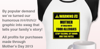 Get the Swag for Mother's Day and FARE Gets the Profit!