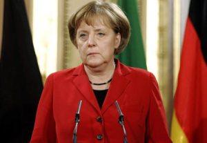 Elle est moué la mère Merkel