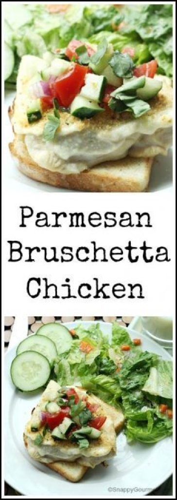 parmesan bruschetta chicken a quick and easy chicken recipe for you ...