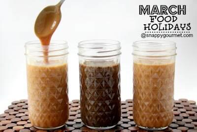 cajeta - march food holidays