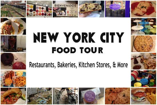 NYC Food Tour | snappygourmet.com