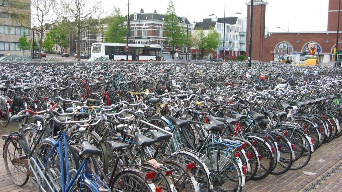 Parquing de bicicletas