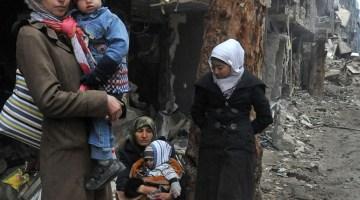 y si tu ciudad fuera siria