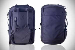 Minaal travel carry on backpack