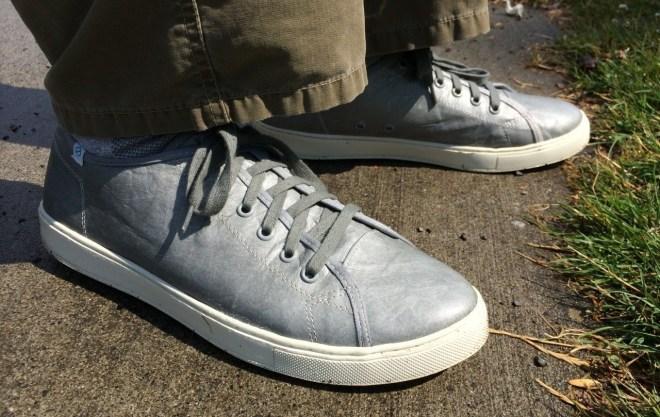 UT Lab Light Wing Franklin Tyvek Sneakers side