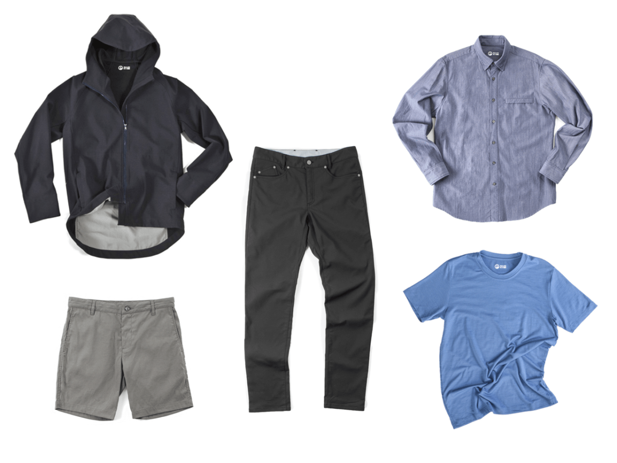 Techwear at its finest: 10 stylish travel outfits that look as good as they feel