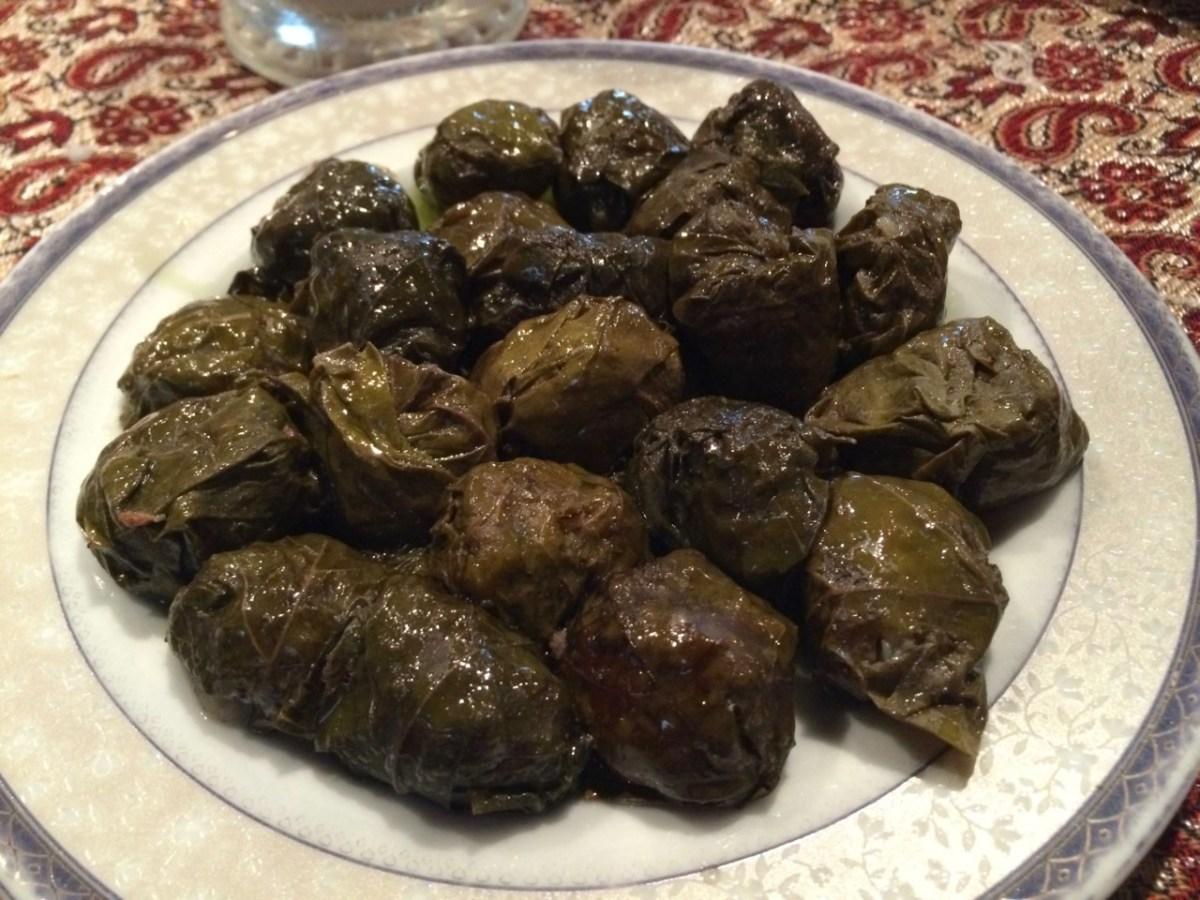 16 photos of the delicious food of Azerbaijan