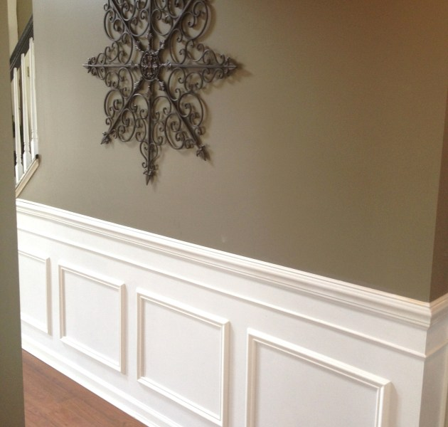 DIY: Wainscoting Tutorial