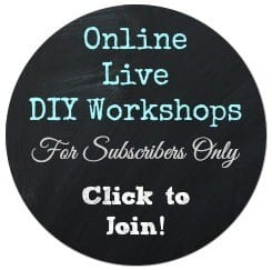 Live Workshops Monthly