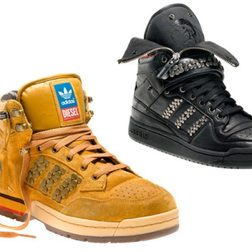 adidas Originals x Diesel Fall/Winter 2011 Sneakers