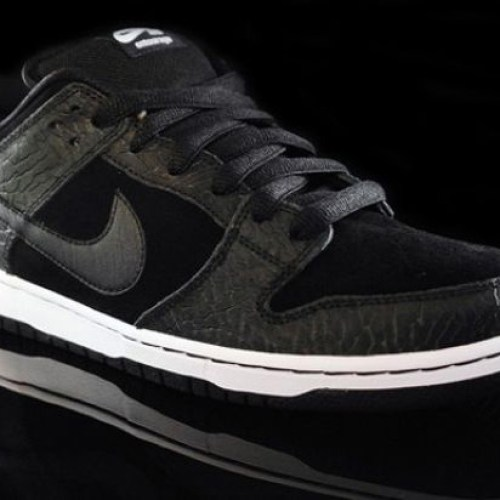 "ENTOURAGE x NIKE SB DUNK LOW ""LIGHTS OUT"""