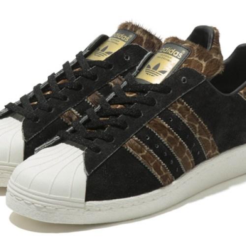 "adidas Originals for XLARGE SS 80s ""GIRAFFE"" 先行予約開始"