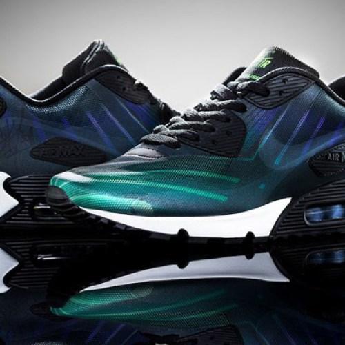 Nike x Hurley 'Phantom 4D' Air Max 90