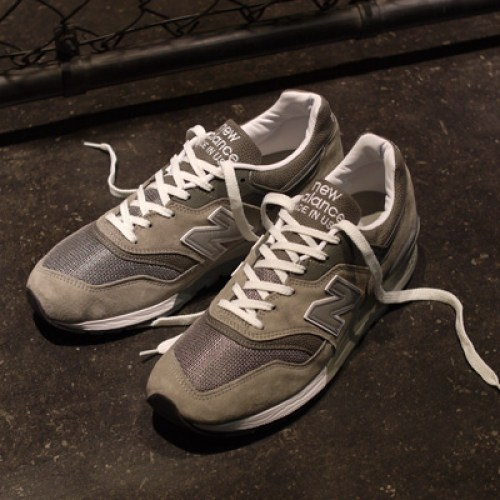"""new balance M997 """"made in U.S.A."""" """"LIMITED EDITION""""が遂に完全復刻"""