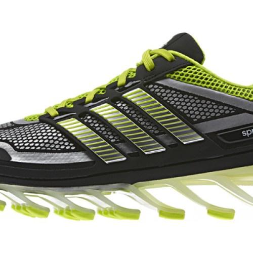 16枚の高弾性ブレード搭載「反発力がハンパない」adidas springblade 日本国内発売開始