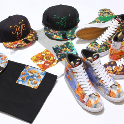 NIKE CITY FLOWER PACKがLIMITED EDITION for NON FUTUREから発売