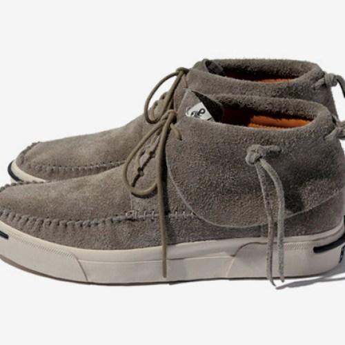 SOPHNET. x visvim 2011 Fall/Winter Footwear