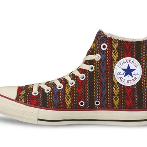 Converse All Star Chuck Taylor 'N-Wool' Hi