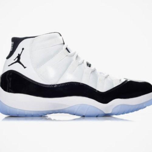 "Nike Air Jordan 11 ""Concord"" Retro"
