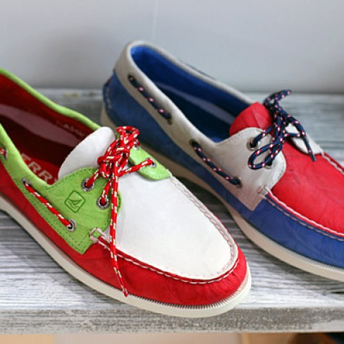 Sperry Top-Sider 'Vibrant' Boat Shoes for Spring/Summer 2012