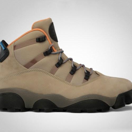 """Nike Jordan Winterized 6 Rings """"Khaki"""""""