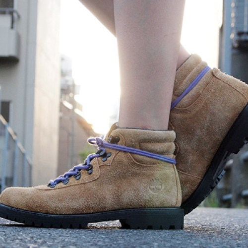 atmos girls x Timberland Hiker Boot