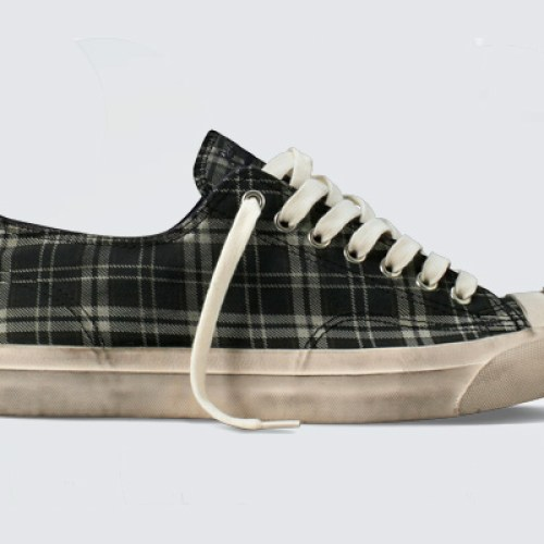 Converse Jack Purcell Plaid