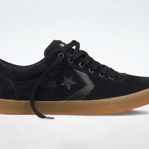 "Converse Skateboarding ""Black/Gum"" Pack"