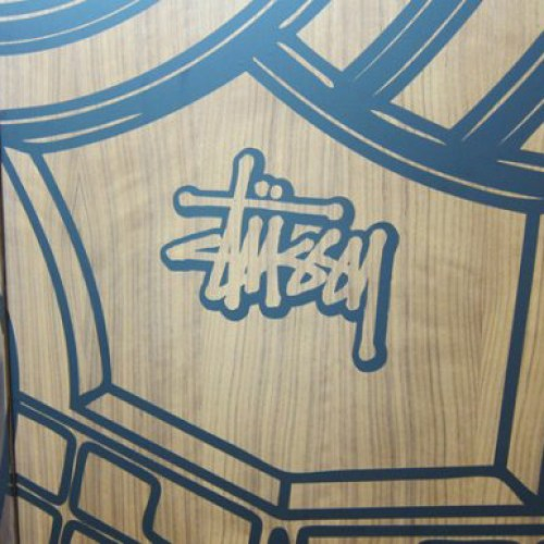 Stussy Sneaker Collaborations at Sneaker Museum