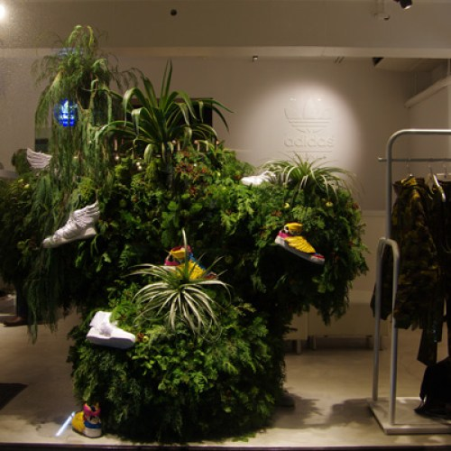 adidas Originals by JEREMY SCOTT XMAS PACK Release Party Recap