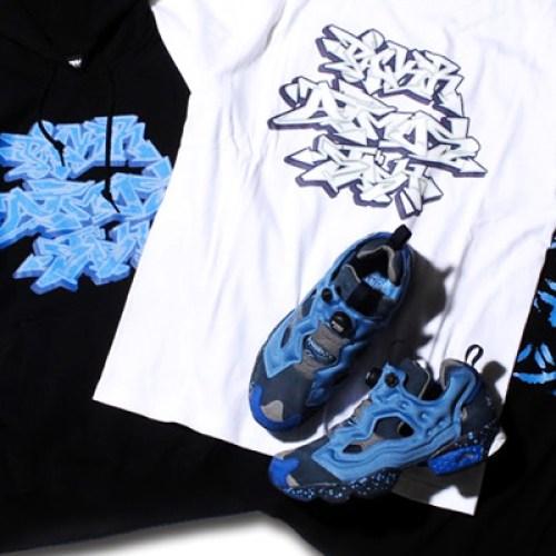 Stash と Packer Shoes のオーナーが来日し、Reebok INSTA PUMP FURY ローンチパーティーがSports Lab by atmos Shinjukuにて開催