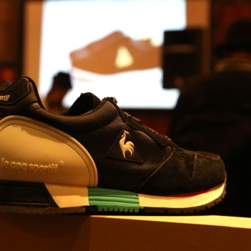 「Resurrection! le coq sportif」と題された2015 SPRING & SUMMER COLLECTIONのローンチパーティーが開催