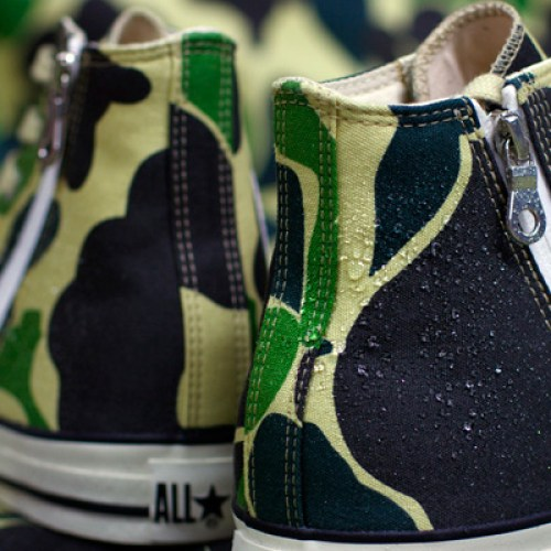 "CONVERSE ALL STAR TYO CUSTOM MADE HI ""mita sneakers別注"""