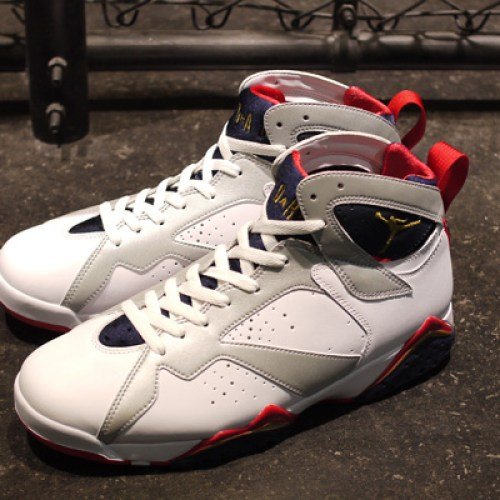 "AIR JORDAN VII RETRO ""DREAM TEAM PACK"""