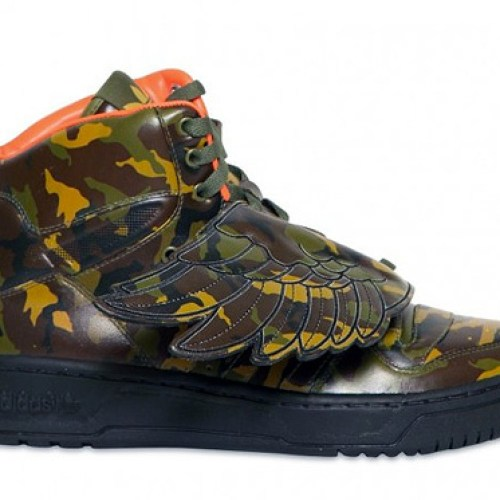 adidas Originals by Originals Jeremy Scott JS Wings 'Camouflage'