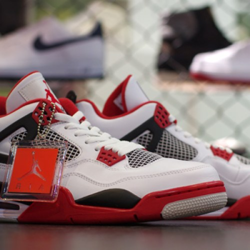 "AIR JORDAN IV RETRO ""LIMITED EDITION for NONFUTURE"""