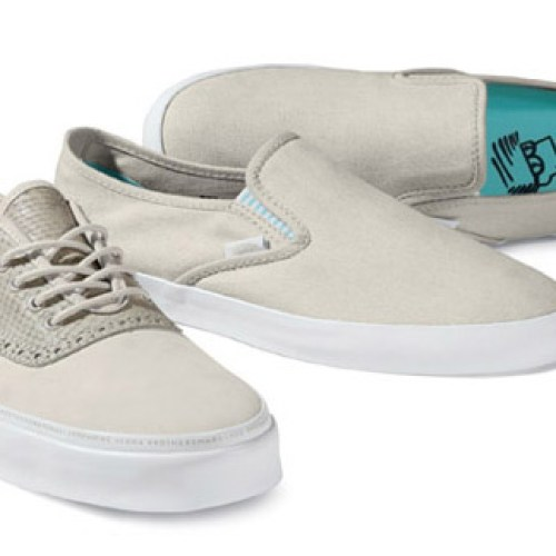 BROTHERS MARSHALL x VANS VAULT COLLECTION